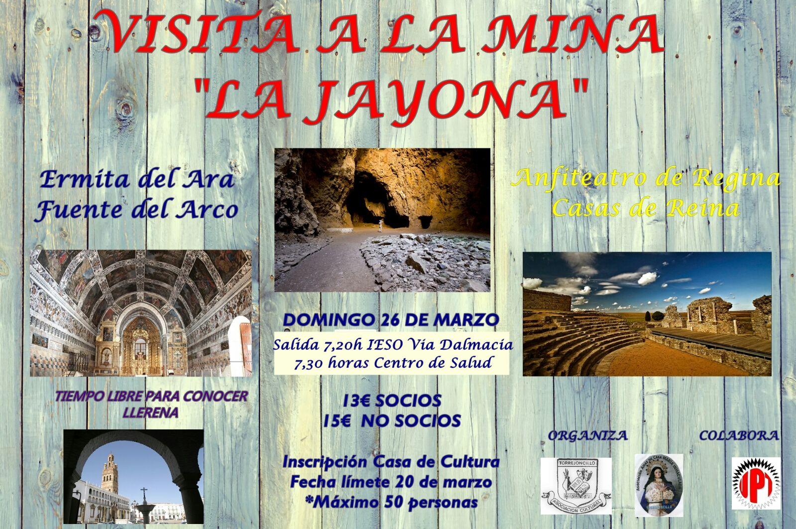 Visitamos la Mina de la Jayona