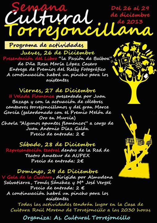Asociación Cultural 2013