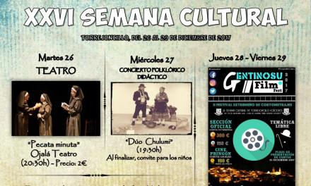 XXVI Semana Cultural