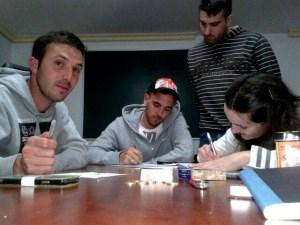 """La juventud de Valdencin se mueve y crea la Asociación Juvenil """"El Encín"""""""