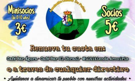 Acticidades Asociación de Peñas de Torrejoncillo