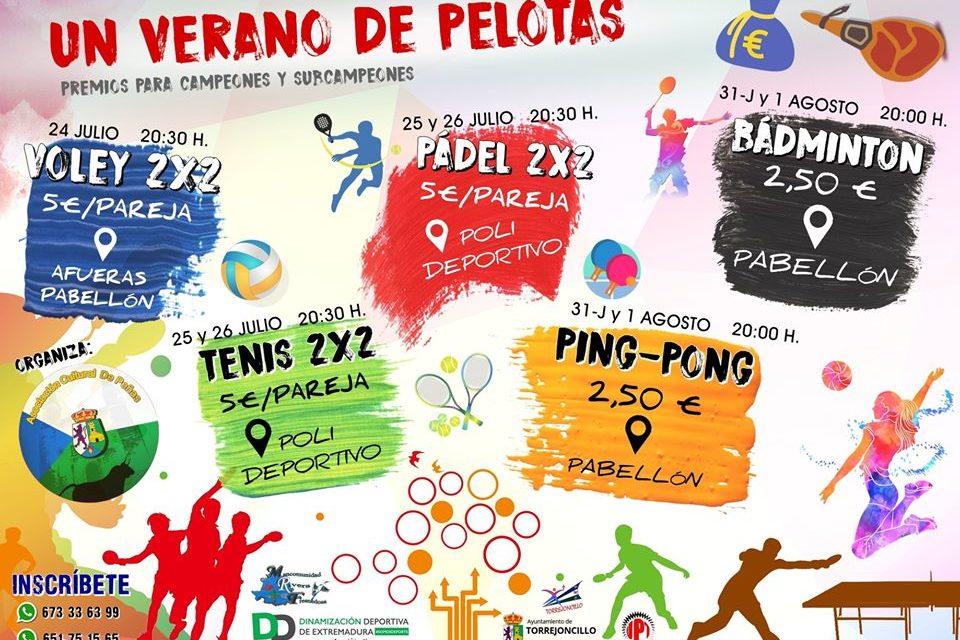 DEPORTE A RAUDALES ESTE VERANO DE MANO DE LA ASOCIACIÓN DE PEÑAS