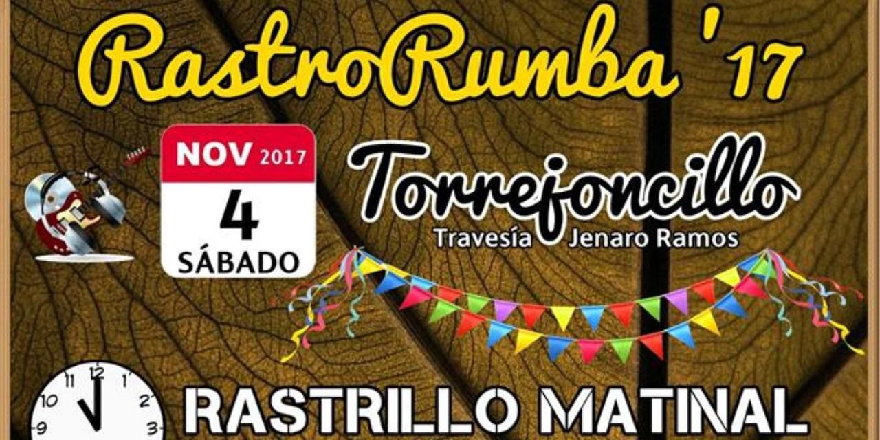 Rastro Rumba 2017