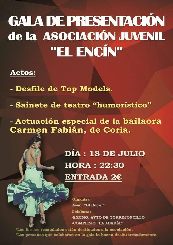 """La Asociación """"El Encín"""" de Valdencin prepara su colaboración con las Fiestas 2014"""