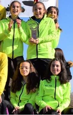 Tres equipos Torrejoncillanos en el Campeonato de España de Clubes
