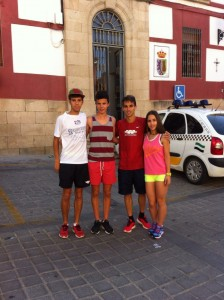 Atletismo Torrejoncillo