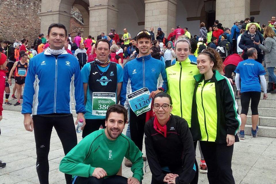 Los atletas torrejoncillanos siguen participando y ganando pruebas deportivas