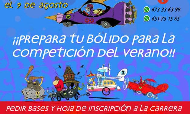 Llegan los autos locos a Torrejoncillo