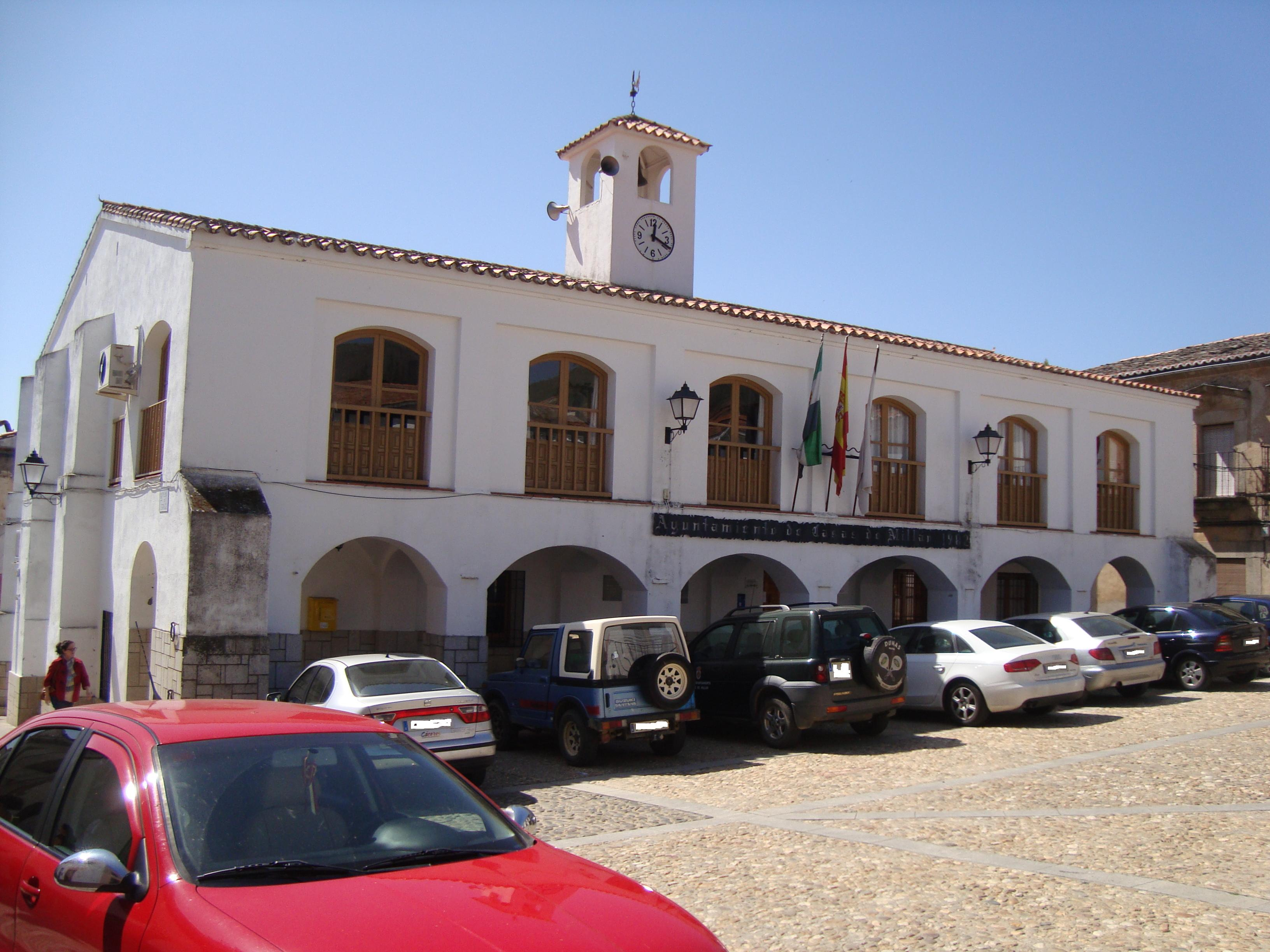 José Antonio Echávarri visitará este lunes Casas de Millán