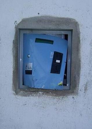 Vandalismo y robo en Torrejoncillo
