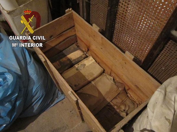 Destruidos 10 kilos de explosivos del año 1959 hallados en el interior de una vivienda en Torrejoncillo
