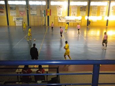 Estructuras Gogal-El Volapié y Rincón del Obispo-Zarza la Mayor, Final Four por la IX Copa de Invierno «Anvi-Chopera»
