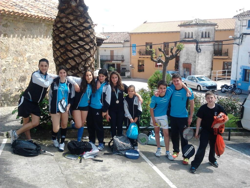 La expedición torrejoncillana se desplazó hasta Villanueva de la Serena - DINAMIZACIÓN DEPORTIVA