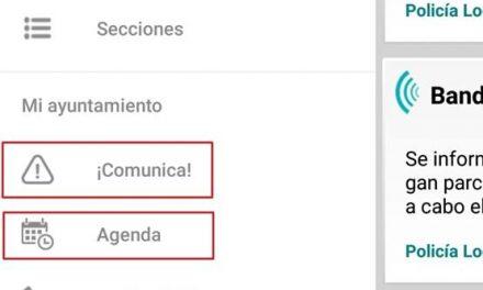Nuevas funciones en la aplicación Bando Móvil del Ayuntamiento de Torrejoncillo