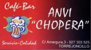 Bar Anvi-Chopera