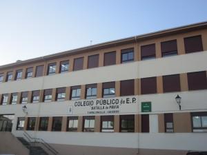 Los alumnos de CEIP Batalla de Pavía protagonistas de la campaña institucional ¡¡QUE NADIE TE PARE!!