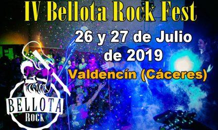 Vuelve el Bellota Rock Fest