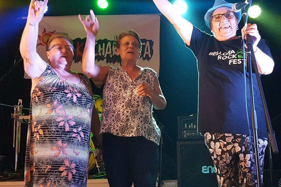 Éxito rotundo del Bellota Rock Fest