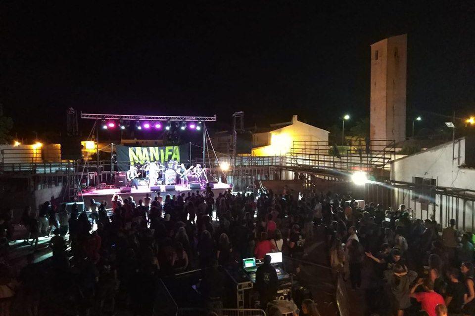 Éxito y buen ambiente en el Bellota Rock Fest