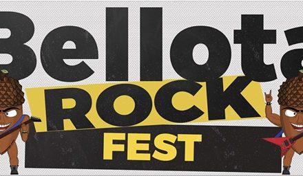 3, 2, 1, Bellota Rock Fest