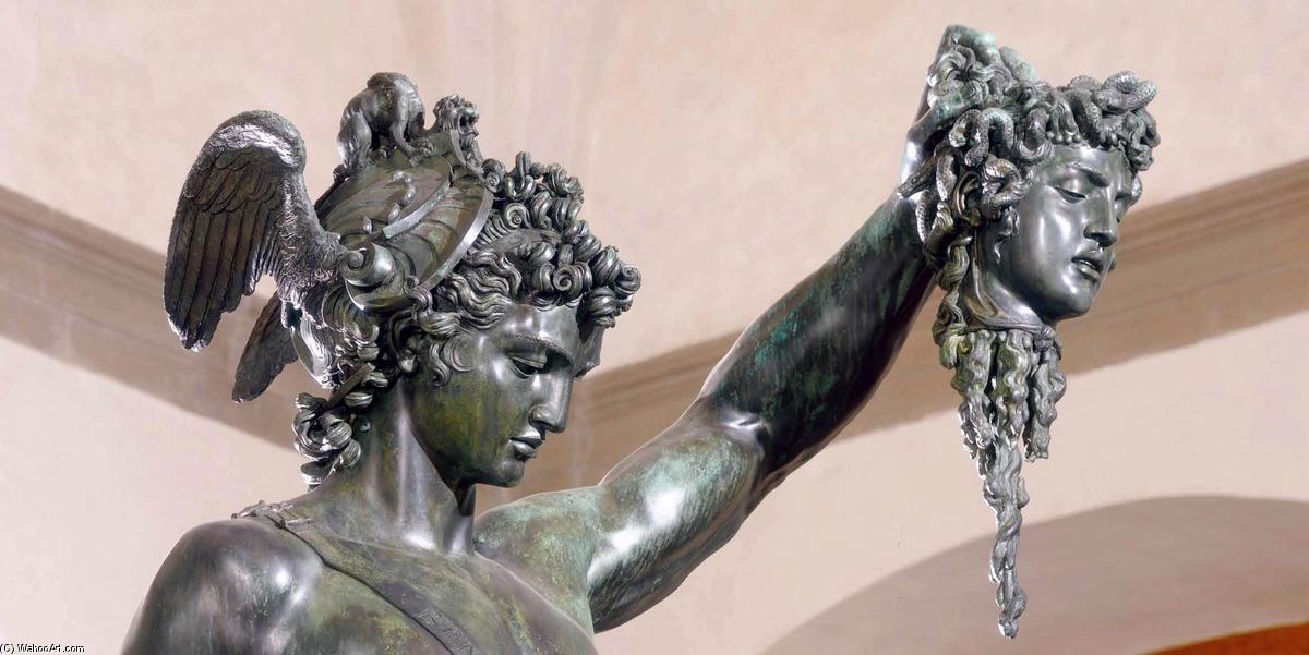 Perseo y Medusa, Benvenuto Cellini  (1500-1571)