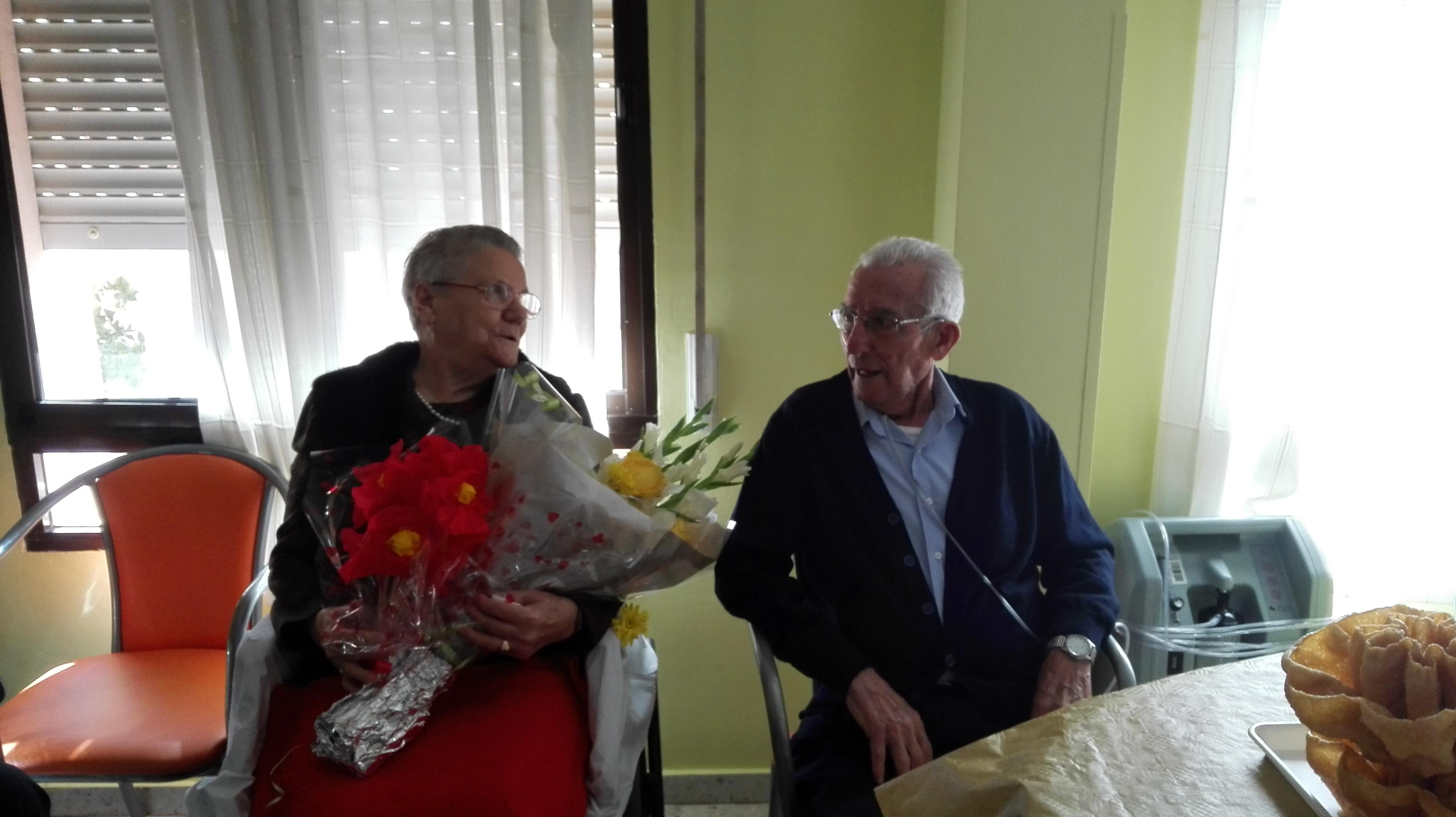 Casi sesenta años juntos