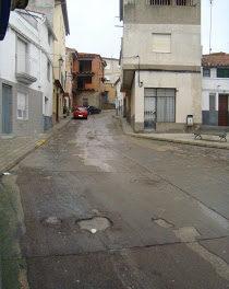Prohibido estacionar calle Coria días 11-12 de diciembre