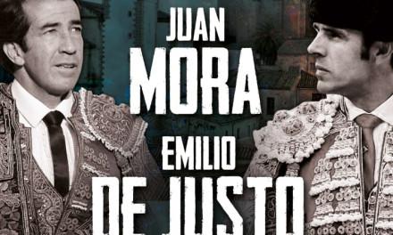 Tauroemoción presenta en Cáceres el mano a mano entre Juan Mora y Emilio de Justo
