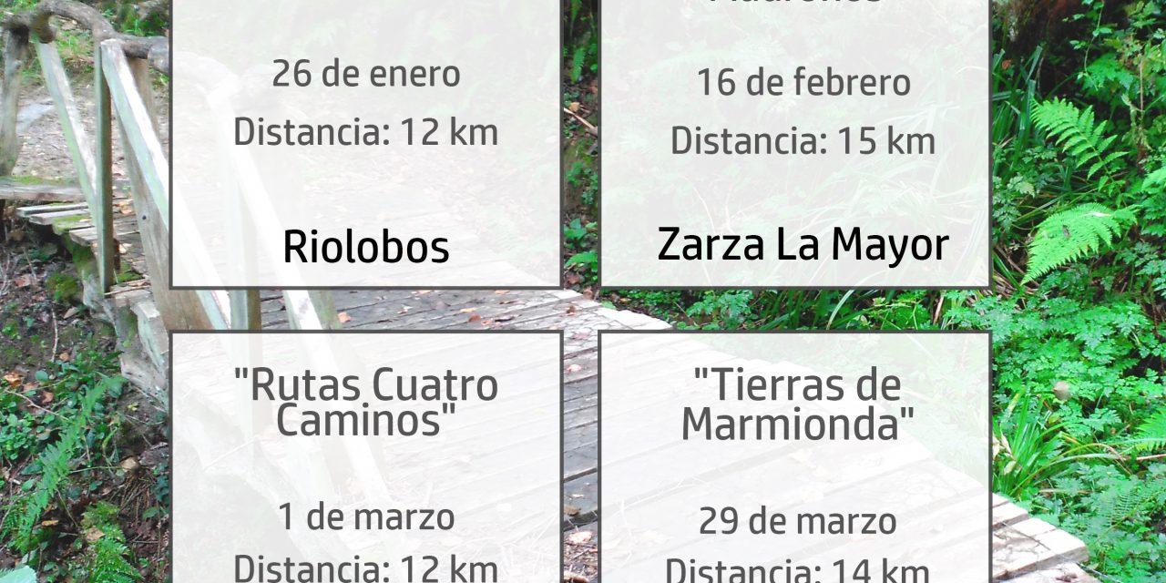Ruta senderista mancomunada «Camino a Pajares»