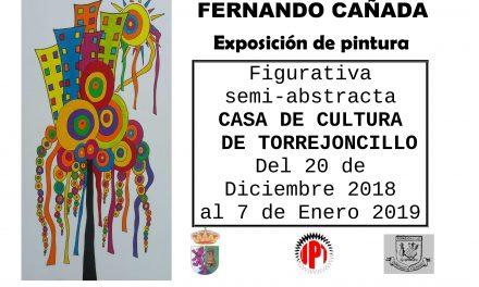 Exposición del artista Fernando Cañada