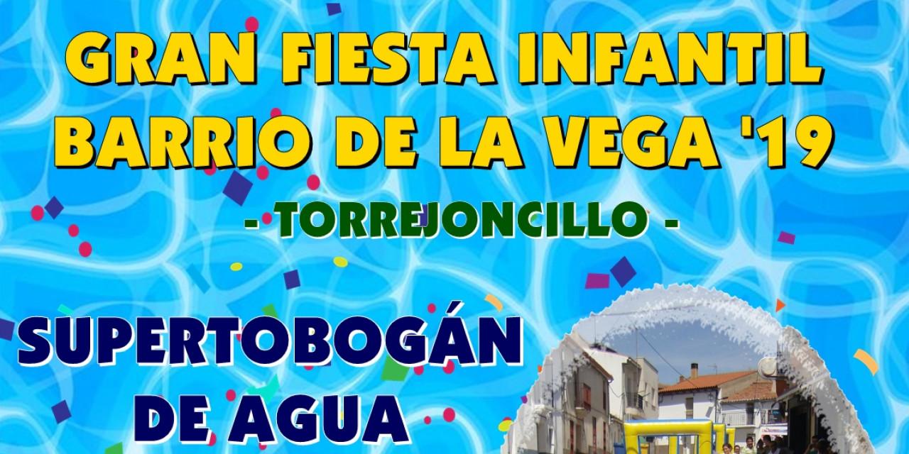 La fiesta aún no ha terminado en el Barrio de la Vega