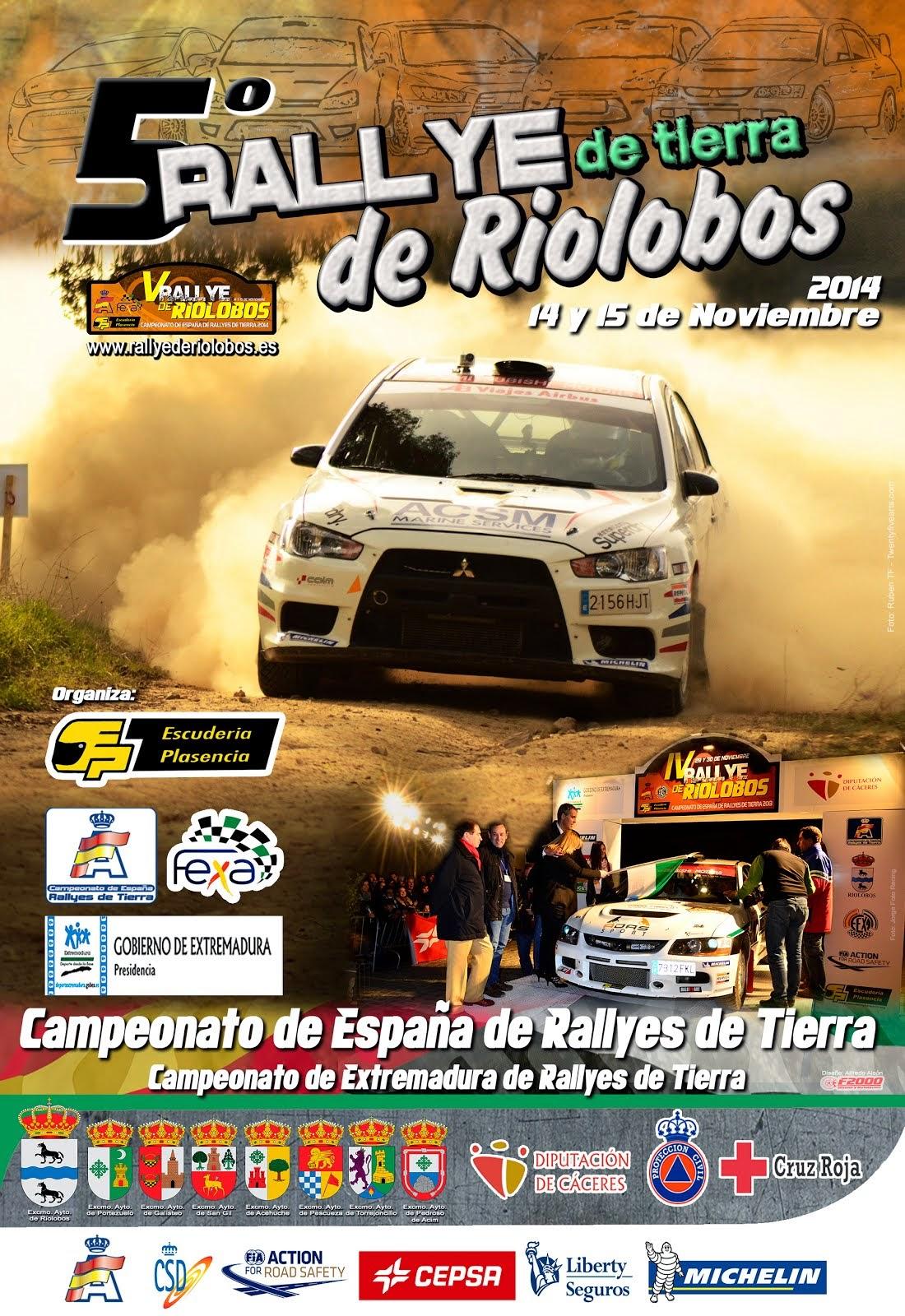 Fin de semana de Rally