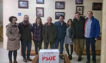 Nueva Comisión Ejecutiva Local del PSOE