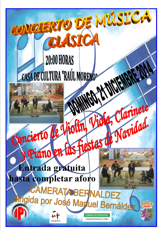 Concierto música Clásica