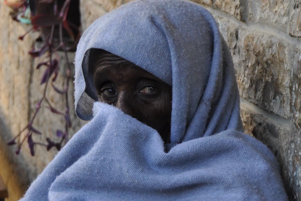El médico local Enrique Santos parte hacia Etiopia con la ONG Proyecto Visión