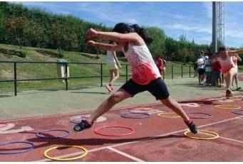 Más de 300 escolares han participado este curso en el programa 'Atletismo en la Escuela' de la Diputación de Cáceres