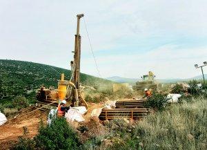 La Junta solo coloca tres yacimientos mineros de los 83 que ofertaba