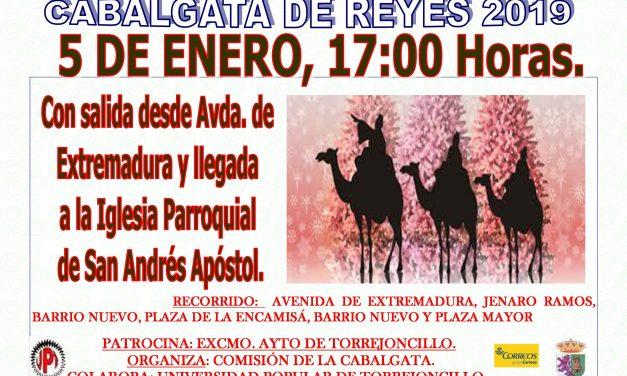 Cabalgata de Reyes de Torrejoncillo