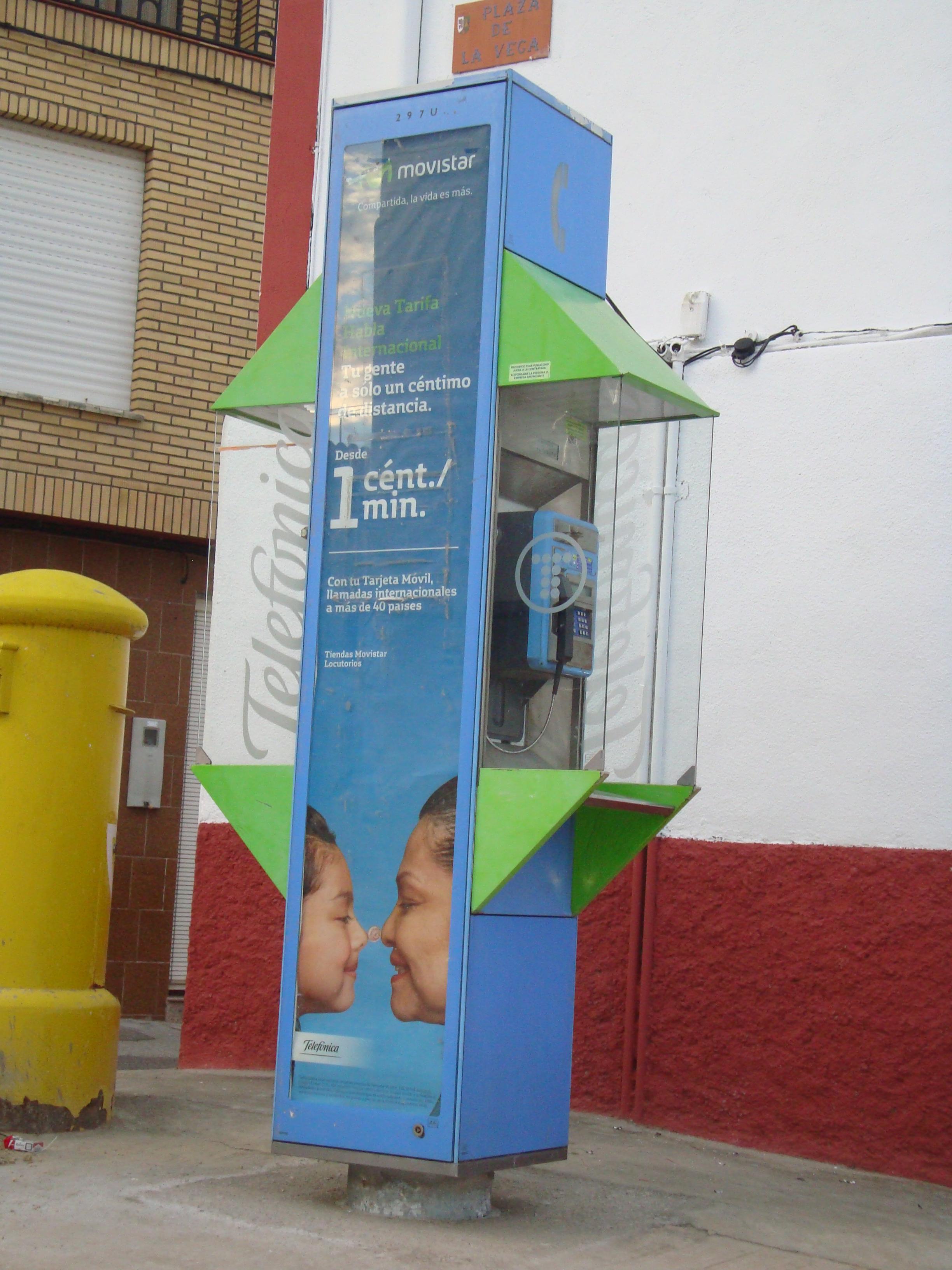 El teléfono público vuelve a Torrejoncillo