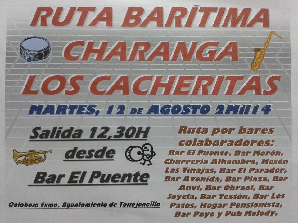 Cacheritas Tour