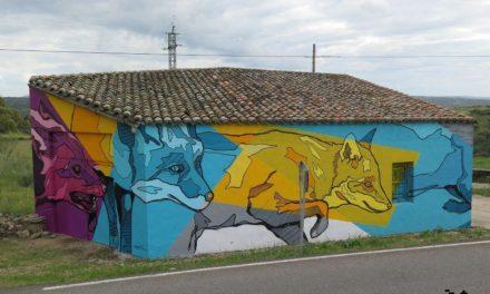 Torrejoncillo, segunda parada del festival de arte urbano Muro Crítico