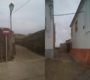 Calle Coria-La Mina