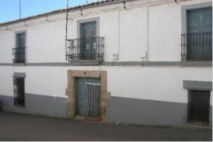 Casa antigua en la C/ Pizarro