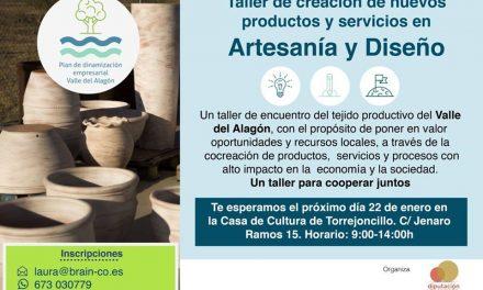 Taller de creación de nuevos productos y servicios en Artesanía y Diseño