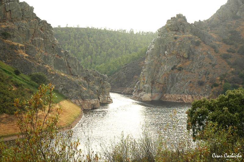 Adesval comienza las actividades de educación ambiental con dos Itinerarios Ecoeducativos 'Canchos de Ramiro'