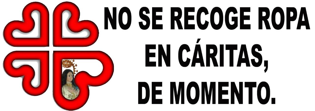Caritas parroquial de Torrejoncillo no recoge ropa