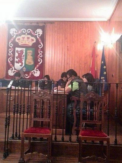 Carlos Arias, nuevo edil del Ayuntamiento de Torrejoncillo.