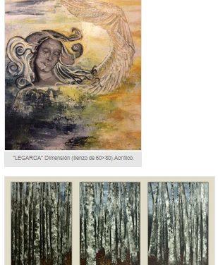 Confinarte, Exposición Virtual de Artistas Plásticos