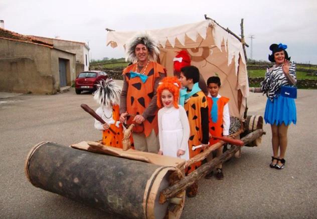 Un carnaval de cuentos