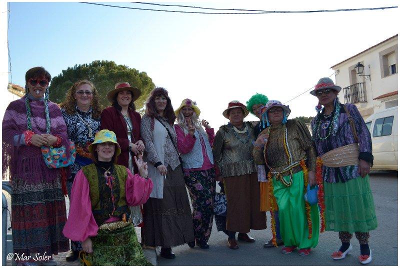 Carnaval en Valdencín